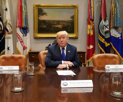 Trump: 'We will handle' North Korea, calls Democrat leaders 'weak'