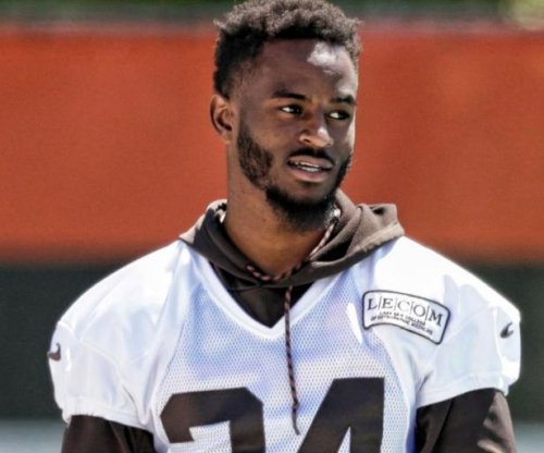 Cleveland Browns DB Howard Wilson to miss second straight season