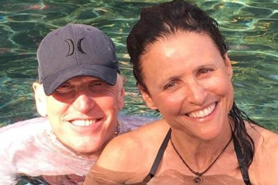 Julia Louis-Dreyfus vacations in Hawaii after cancer treatment