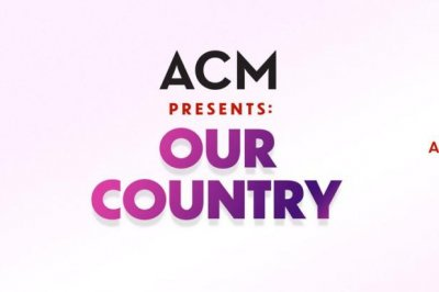 'Our Country' music special to air in place of ACM Awards