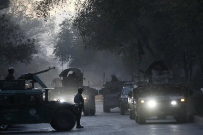 At least 22 dead after 6-hour siege at Afghanistan university