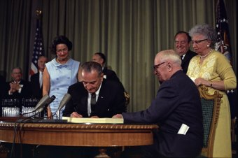 On This Day: Johnson signs Medicare into law