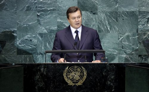 Outside View: Ukraine's business class and Viktor Yanukovych
