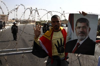 Egyptian Constitution appears to have 95% approval