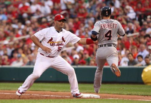 MLB: St. Louis 4, Detroit 3