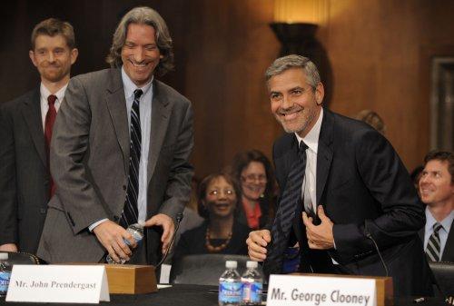 Clooney, Katzenberg to host Obama fundraiser
