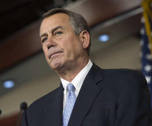 Speaker Boehner says Hillary Clinton should support President Obama on trade