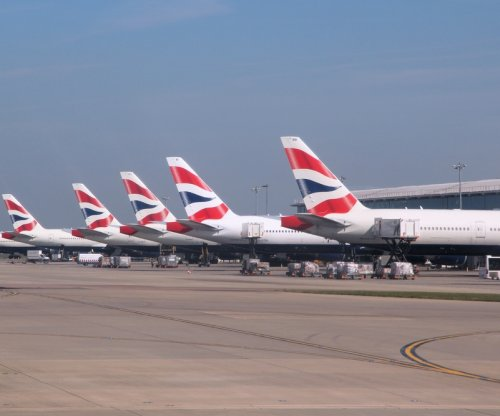 British Airways flight turned around after pilots become oxygen starved