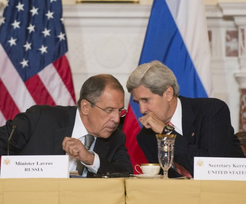 Kerry expresses 'concern' to Russian FM Lavrov over presence in Syria