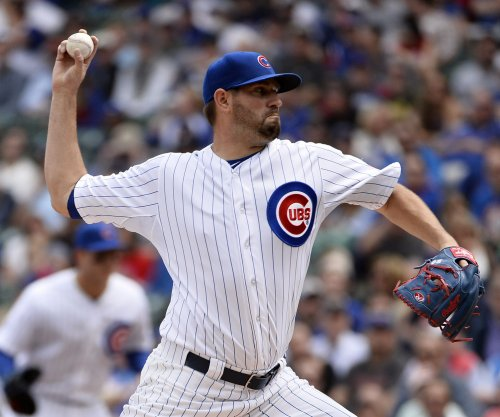 Chicago Cubs' Jason Hammel rested and ready for Game 4 start