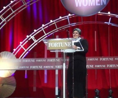 Egyptian pharmaceutical entrepreneur receives Global Women Leaders Award