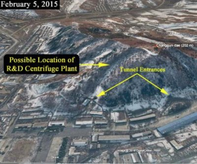 Possible North Korean secret nuclear facility discovered, report says