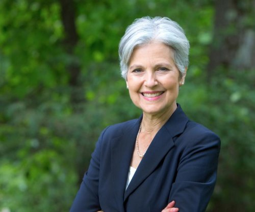 Green Party's Jill Stein: Reject lesser-of-two-evils philosophy