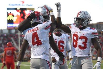 No. 2 Ohio State needs help to reach Big Ten title game