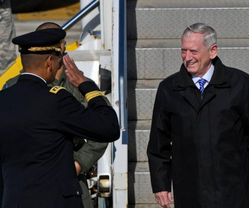 James Mattis prioritizes North Korea threat during first official visit