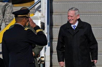 James Mattis prioritizes North Korea threat during first official visit