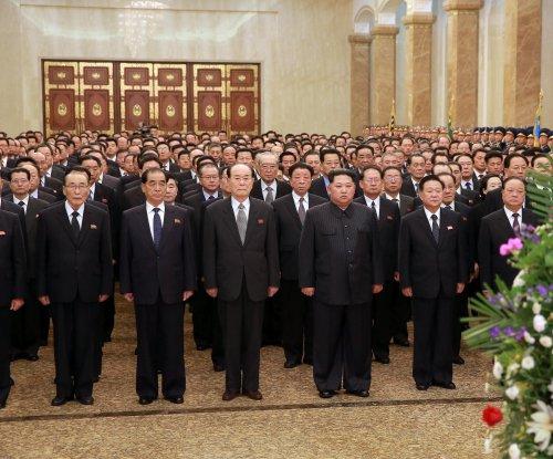 Kim Jong Un congratulates Syria's Assad on anniversary