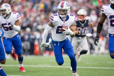 Report: Buffalo Bills unlikely to trade for No. 2 pick