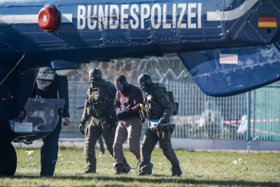 Germany begins deportation of 9/11 plotter