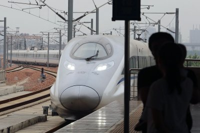 China to spend billions on high-speed train near North Korea