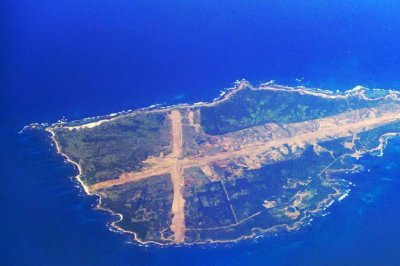 Japan prepares to build landing strip for carrier-based U.S. planes in East China Sea