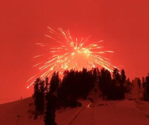 World's largest firework detonated over Colorado town