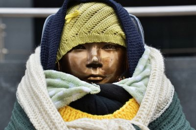 Japanese politician cites racism concerns due to Berlin comfort woman statue