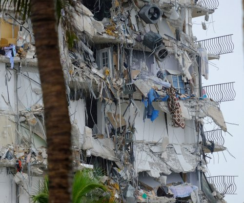 As many as 99 missing, 1 killed in Miami-area condo collapse