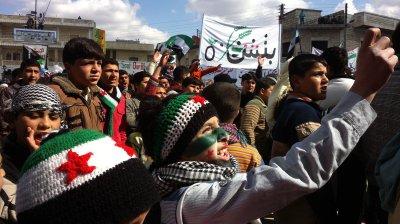 Syria welcomes U.N. humanitarian chief