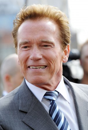 Schwarzenegger memoir on the way