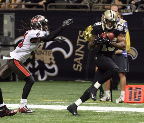 Saints' WR Joe Morgan arrested for DWI