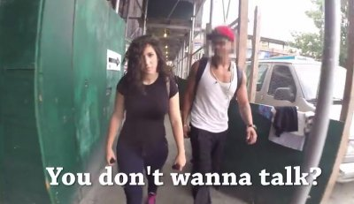 Viral video shows woman getting catcalled walking streets of Manhattan