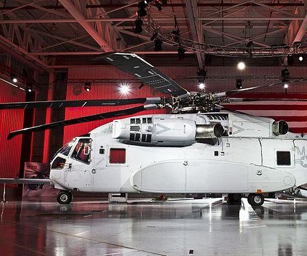 First flight of CH-53K helicopter delayed