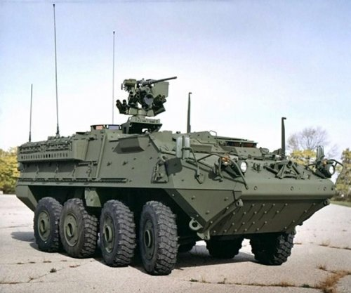 Lithuania procuring Stryker infantry vehicles