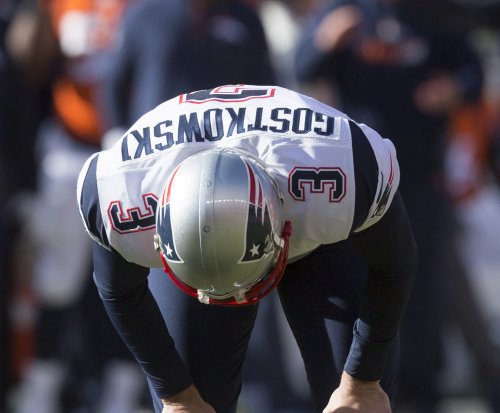 New England teammates deflect blame from Patriots' Stephen Gostkowski
