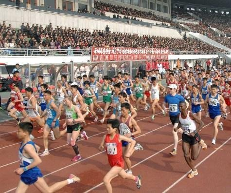 North Korea prepares to host annual international marathon