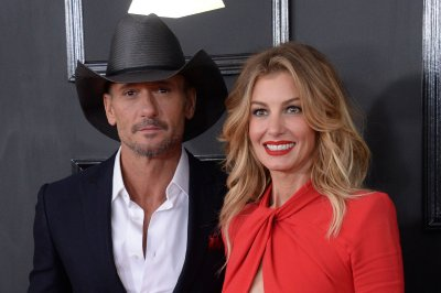 Tim McGraw, Faith Hill to release joint album