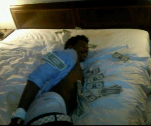 Gilbert Arenas claims he found 'Swaggy P' hogtied to bed during rookie hazing stunt