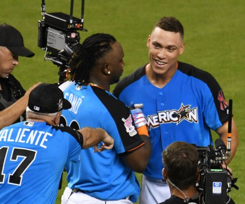 Aaron Judge thinks he's 'one and done' with Home Run Derby