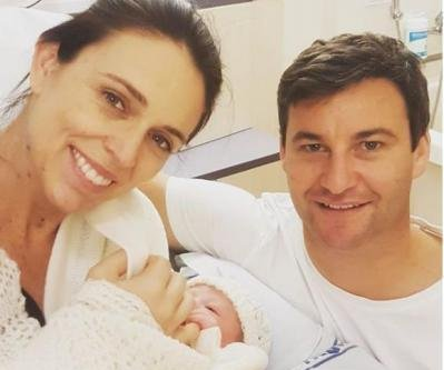 New Zealand leader Ardern names newborn daughter Neve