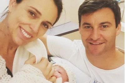 New Zealand leader Ardern names newborn daughter Neve