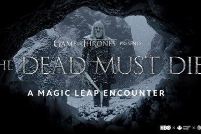 Magic Leap to debut 'Game of Thrones' AR experience