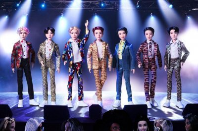 Mattel begins pre-sales for BTS dolls, Uno card game