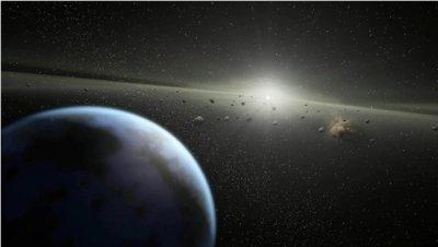 Russia mulls asteroid 'shield' plan