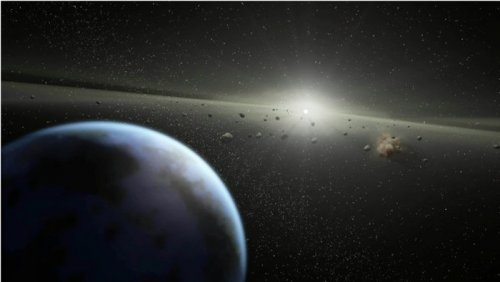Russia mulls asteroid 'shield' plan