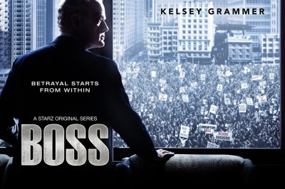 Grammer stars in his first TV drama 'Boss'