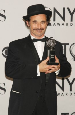 Mark Rylance wins his third Tony Award for playing Olivia in 'Twelfth Night'