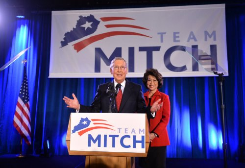 Election 2014: Republicans wrest control of Senate in big wins