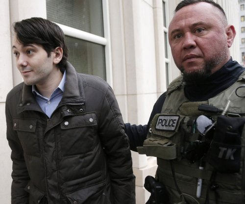 'Pharma Bro' Martin Shkreli endorses Donald Trump for president