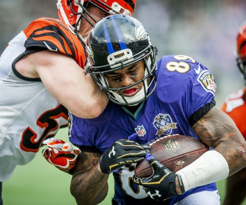 Baltimore Ravens WR Steve Smith back wih a vengeance
